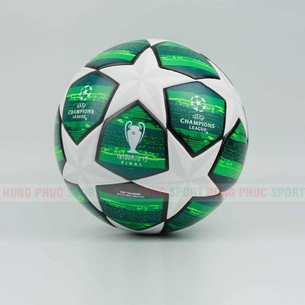 BÓNG ĐÁ UEFA CHAMPIONS LEAGUE 2019 XANH mẫu 2 Tặng Kim Bơm