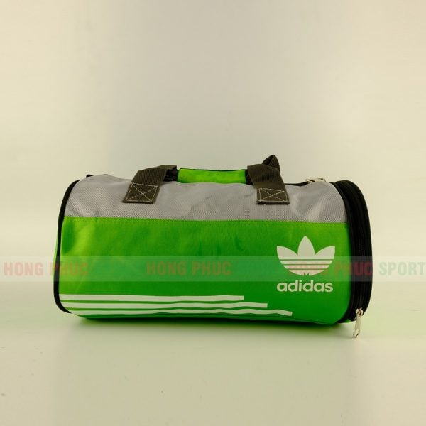 Túi trống thể thao Adidas màu xanh lục