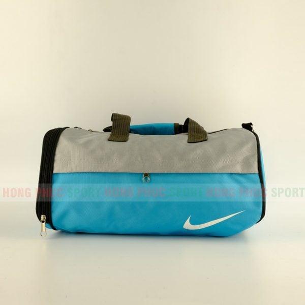 Túi trống thể thao Nike màu xanh da trời