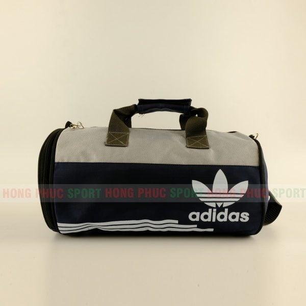 Túi trống thể thao Adidas màu đen