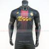 Áo bóng đá Ajax 2019 2020 màu đen hàng thái