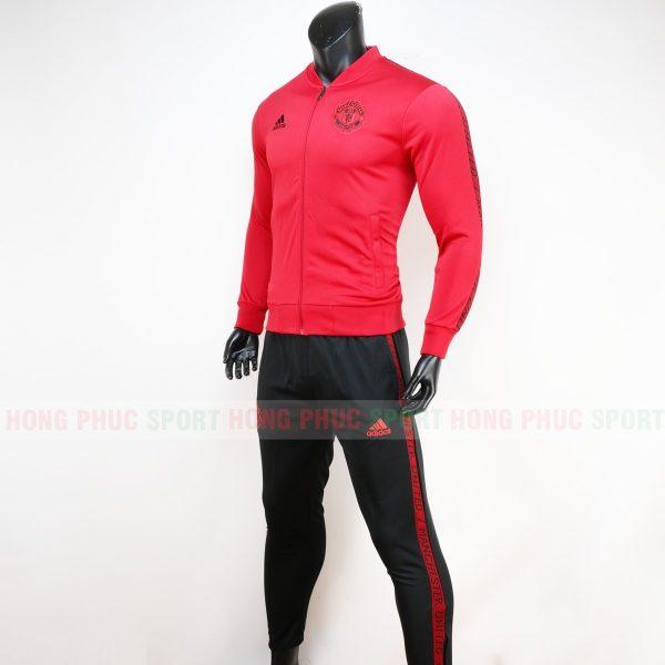 Bộ quần áo Manchester United 2019-2020 màu đỏ super fake Thái Lan