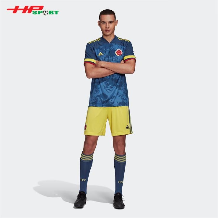 Tổng thể mẫu áo đấu của đội tuyển Colombia Copa America 2020