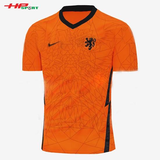 Áo đấu Euro 2020 sân nhà tuyển Hà Lan