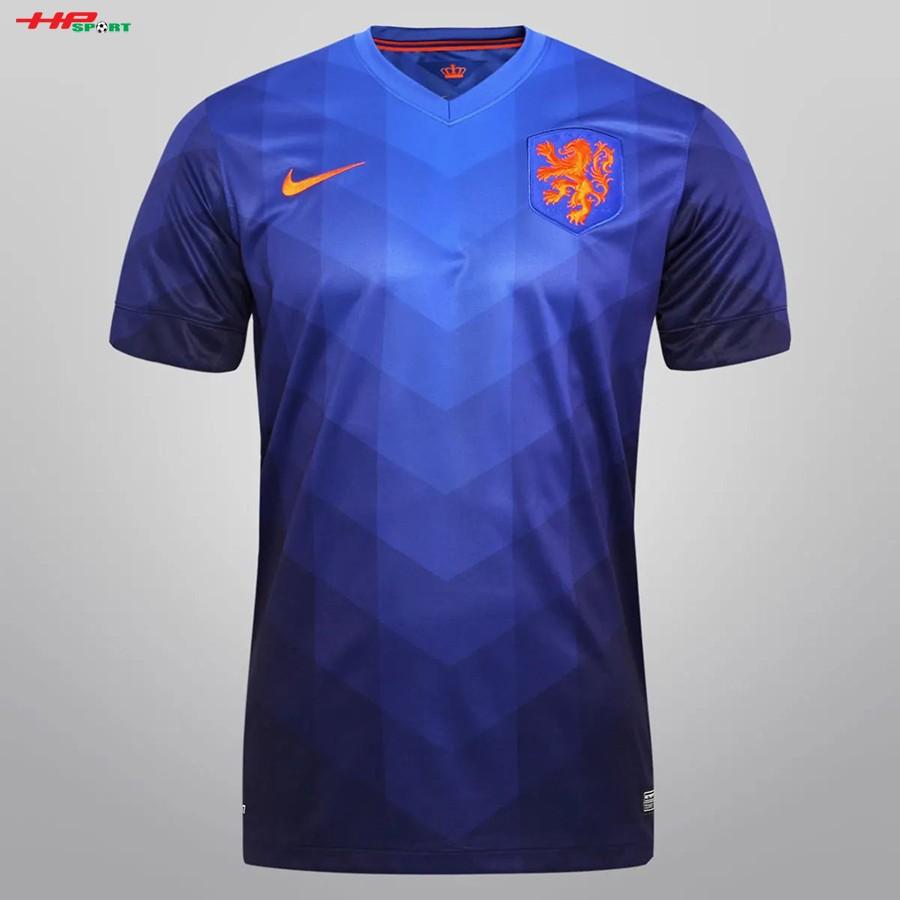 Áo đấu sân khách đội tuyển quốc gia Hà Lan euro 2020