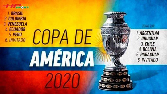 Copa America 2020 với sự thay đổi lớn từ năm nay 2020