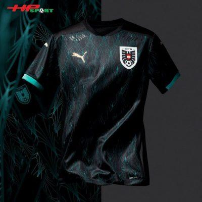 Tổng hợp áo bóng đá các đội tuyển quốc gia Euro 2020