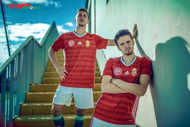 Áo bóng đá đội tuyển quốc gia Hungary sân nhà Euro 2020
