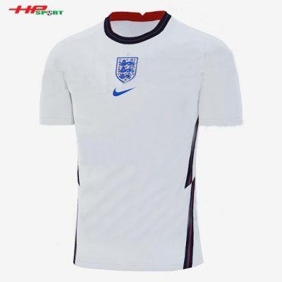 Áo bóng đá đội tuyển Anh sân nhà Euro 2020 màu trắng