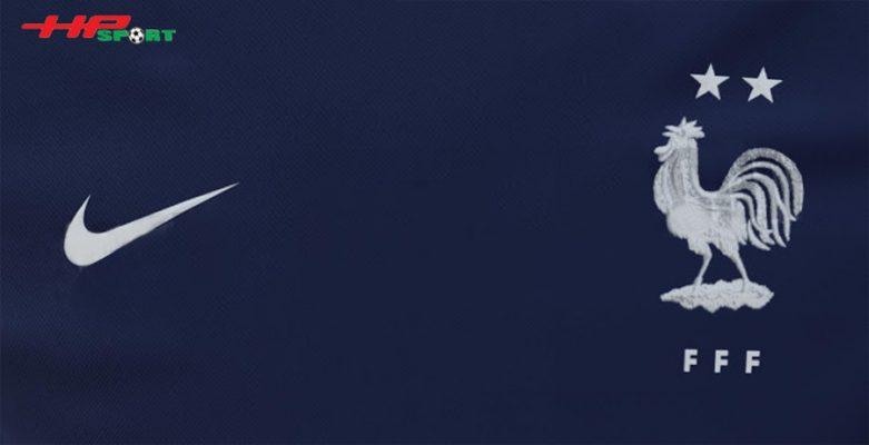Lộ diện áo bóng đá đội tuyển Pháp sân nhà Euro 2020