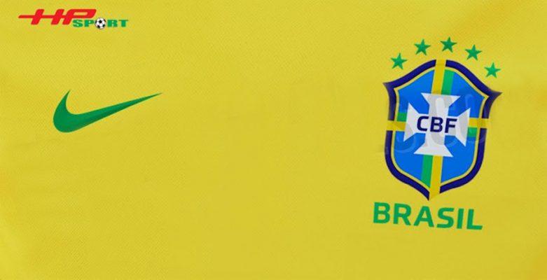 Lộ diện mẫu áo bóng đá đội tuyển Brazil sân nhà Copa America 2020