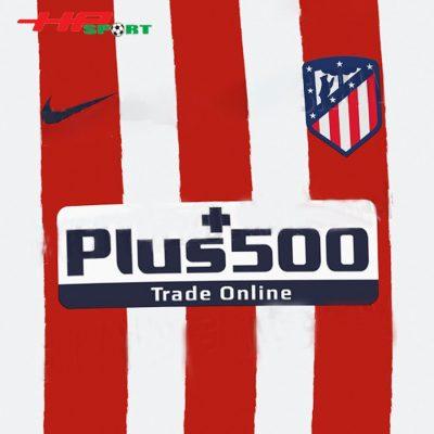 Lộ diện thiết kế áo bóng đá Atletico Madrid sân nhà 2020 2021