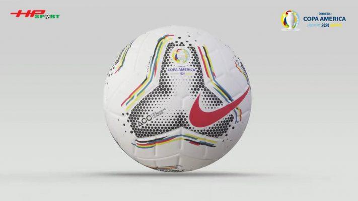 Quả bóng đá Nike Merlin Copa America 2020 màu trắng