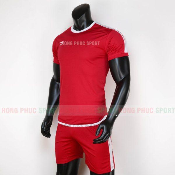 o bóng đá không logo Chain Basic 2020 màu đỏ-4