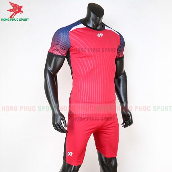 áo bóng đá không logo CP Nova đỏ 4