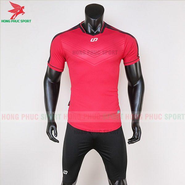 áo bóng đá không logo CP Otis màu đỏ 5