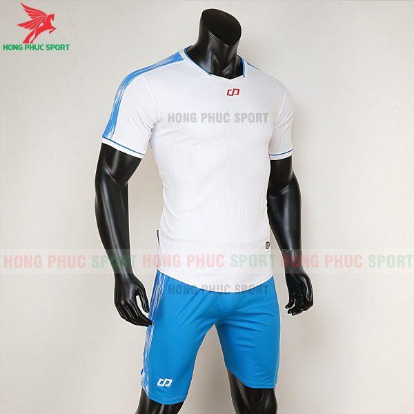 áo bóng đá không logo CP Otis trắng 5