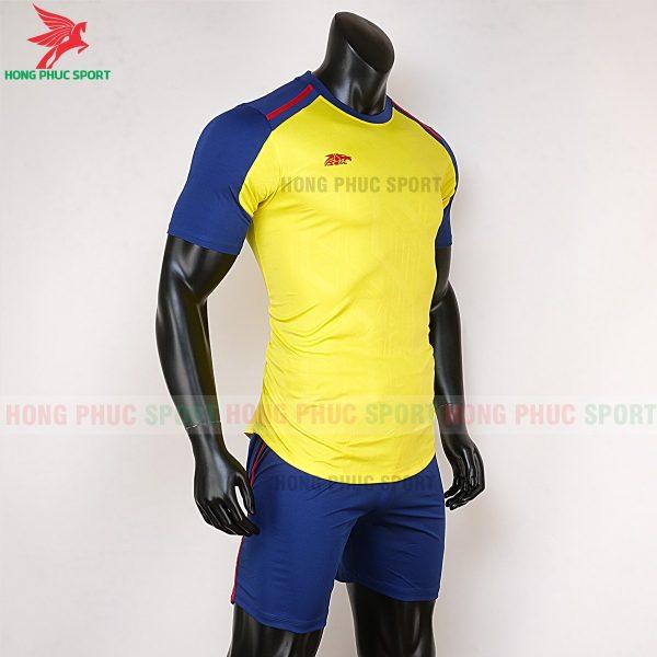 Áo bóng đá không logo Riki Shaman vàng 5