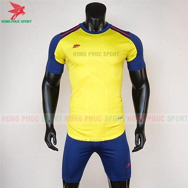 Áo bóng đá không logo Riki Shaman vàng 1