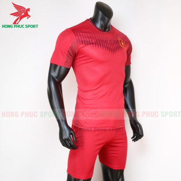 áo đấu tập đội tuyển Việt Nam 2020 màu đỏ 5