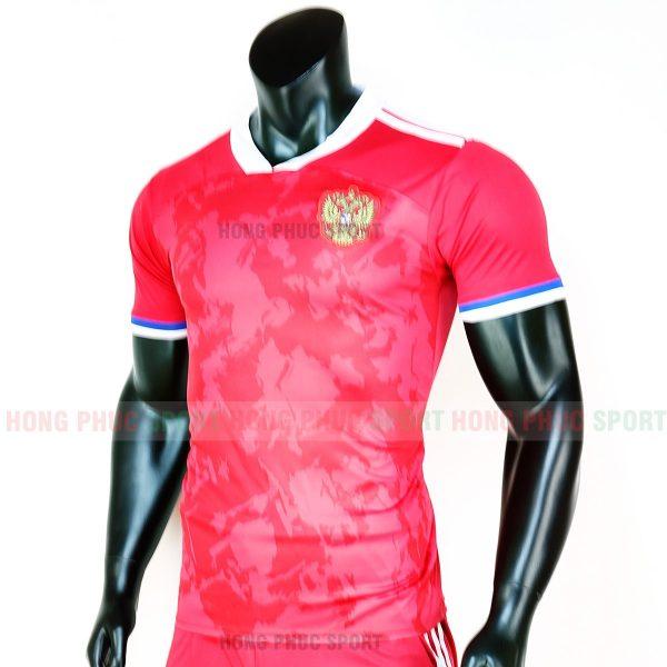 Áo đấu tuyển Nga Euro 2020 sân nhà 3