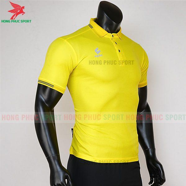 áo di chuyển bóng đá polo UV Egan vàng 5