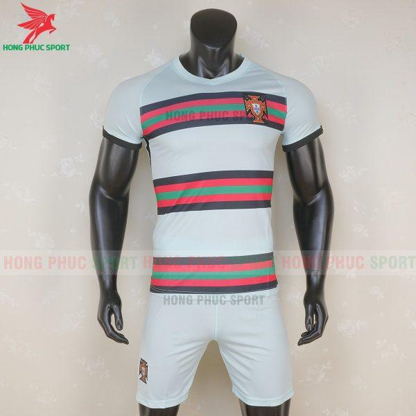 Áo tuyển Bồ Đào Nha 2020 sân khách 6.