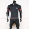 áo tuyển Đức sân khách euro 2020 màu đen 6