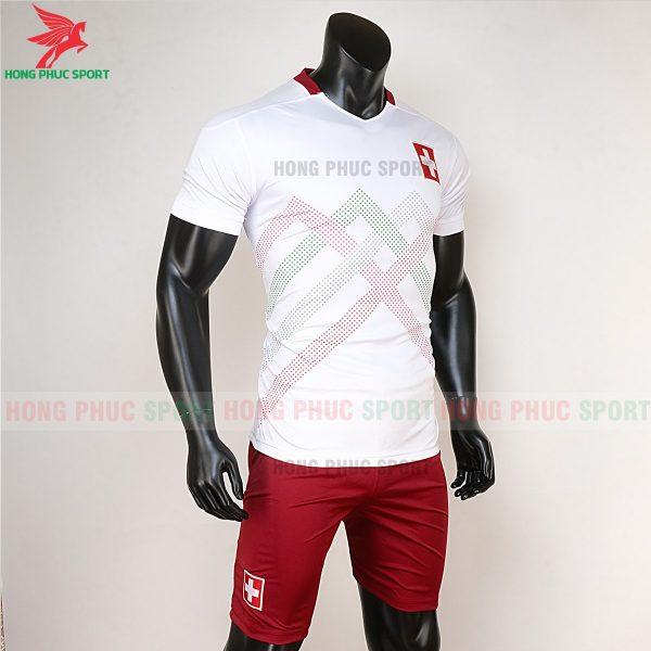 áo bóng đá tuyển Thụy Sĩ Euro 2020 sân nhà 4