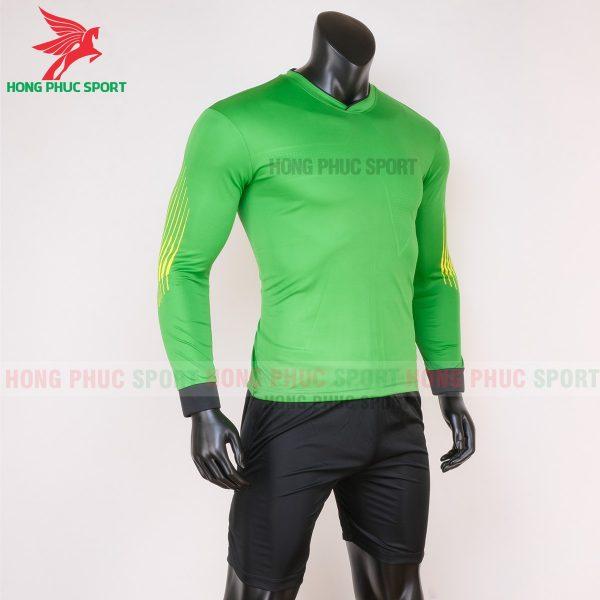 Áo thủ môn tay dài 2020 màu xanh lá cây 5