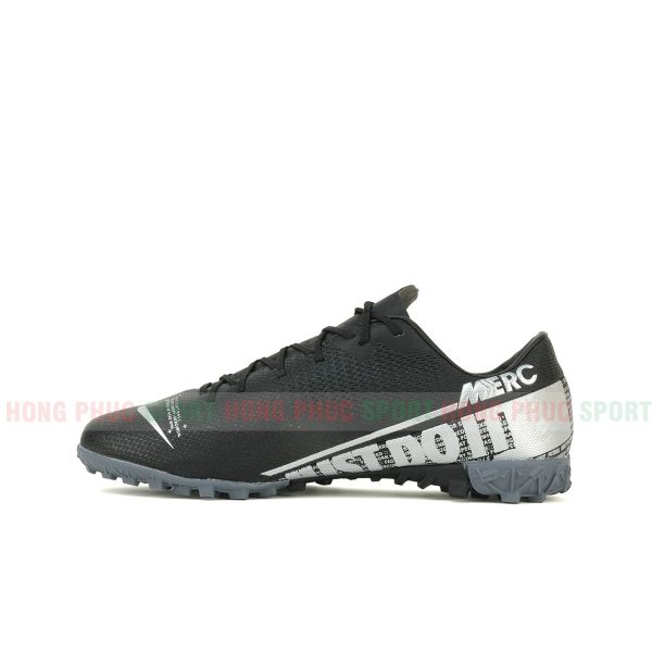 Giày bóng đá Mercurial Vapor 13 màu đen 4