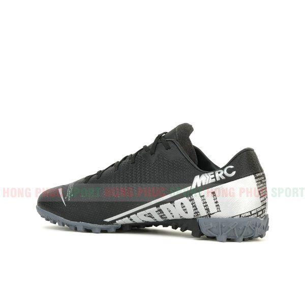 Giày bóng đá Mercurial Vapor 13 màu đen 2