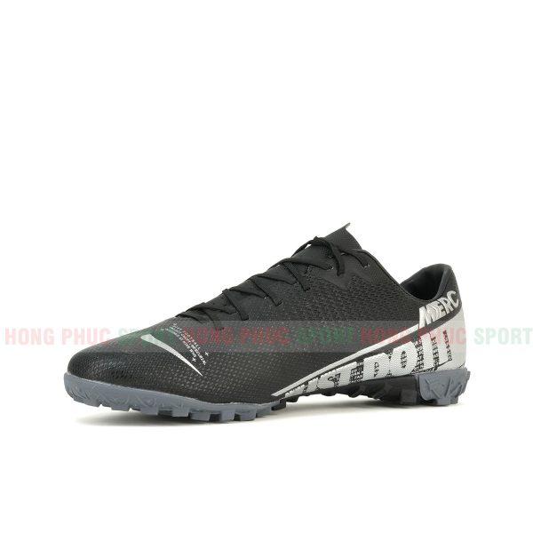 Giày bóng đá Mercurial Vapor 13 màu đen 1