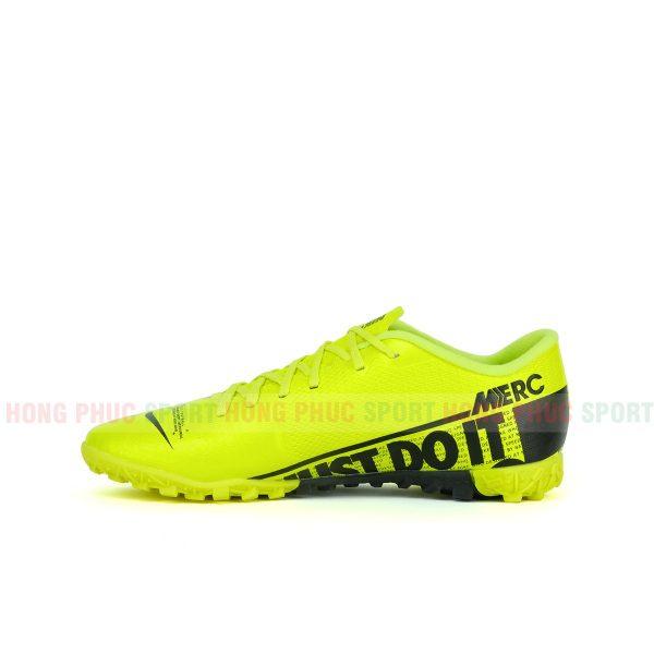 Giày bóng đá Mercurial Vapor 13 màu vàng 4