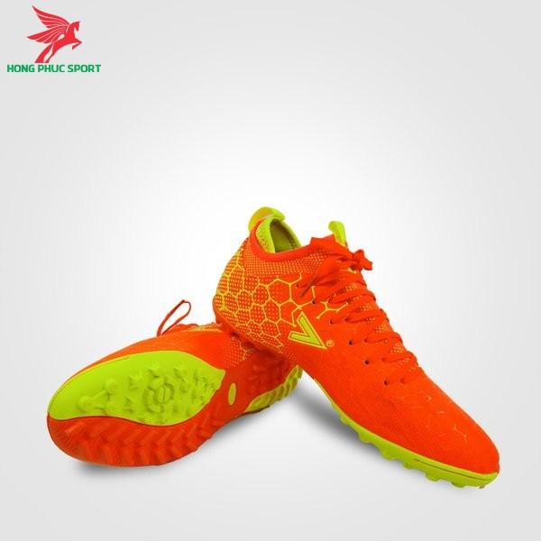 Giày đá bóng Mitre 181045 cam 1