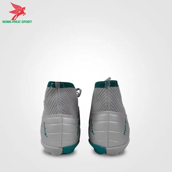 Giày đá bóng Mitre 181229 xanh lá phối bạc 1