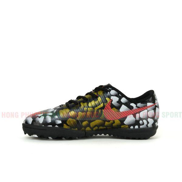 giày đá bóng trẻ em cr7 màu đen