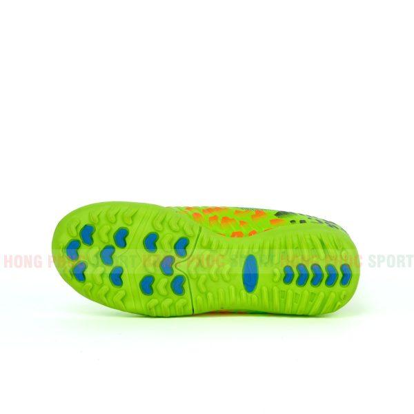 giày đá bóng trẻ em cr7 màu xanh lá 1