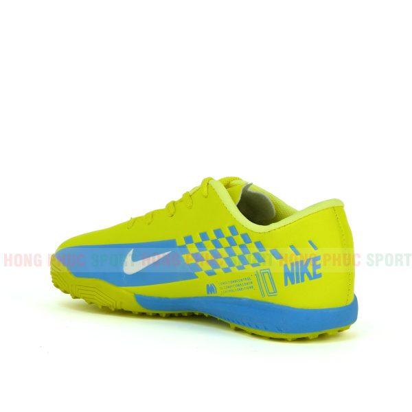giày đá bóng trẻ em nike màu vàng 5