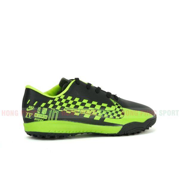 giày đá bóng trẻ em nike màu xanh đen 5