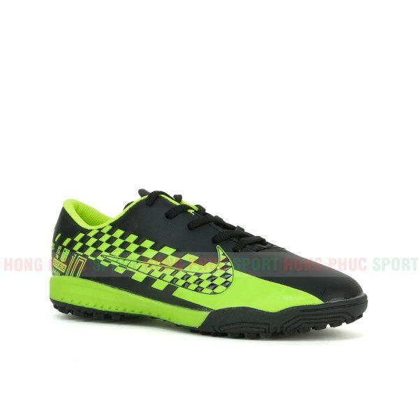 giày đá bóng trẻ em nike màu xanh đen 4