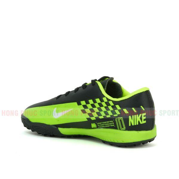 giày đá bóng trẻ em nike màu xanh đen 2