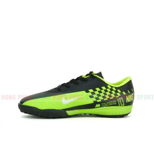 giày đá bóng trẻ em nike màu xanh đen