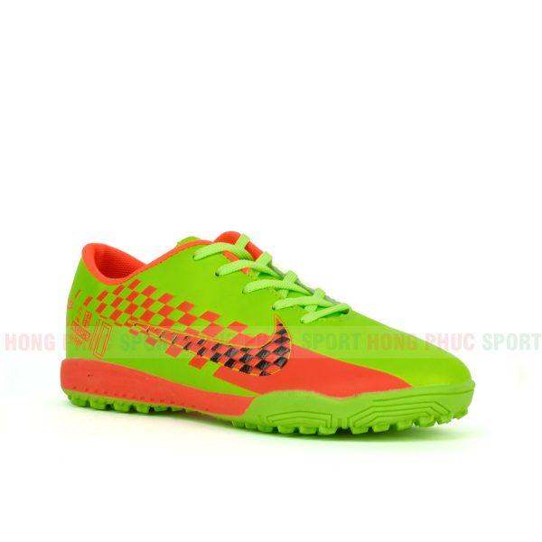 giày đá bóng trẻ em nike màu xanh lá 6