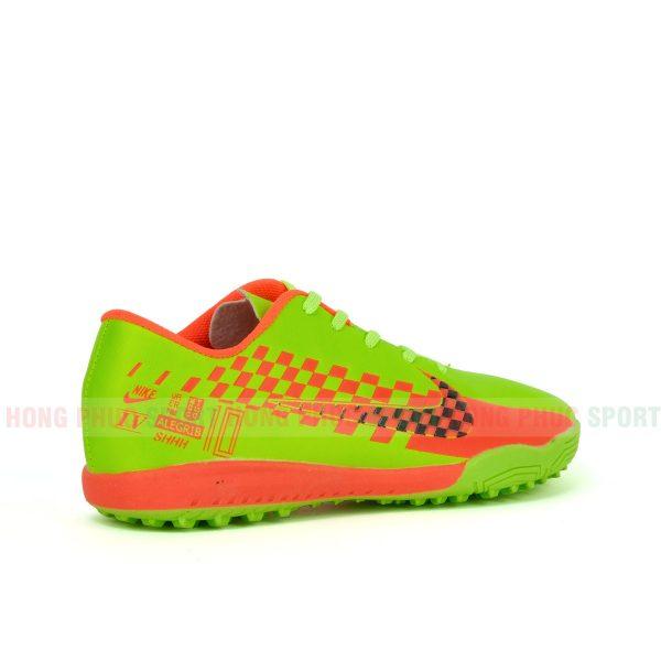 giày đá bóng trẻ em nike màu xanh lá 5