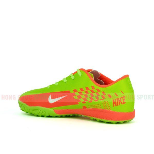 giày đá bóng trẻ em nike màu xanh lá 2