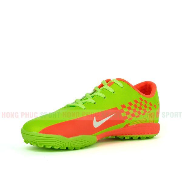 giày đá bóng trẻ em nike màu xanh lá 1