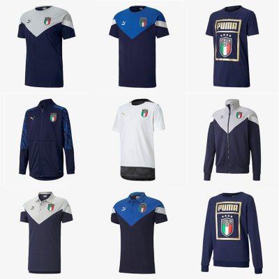 Bộ sưu tập đồ thể thao tuyển Italia 2020
