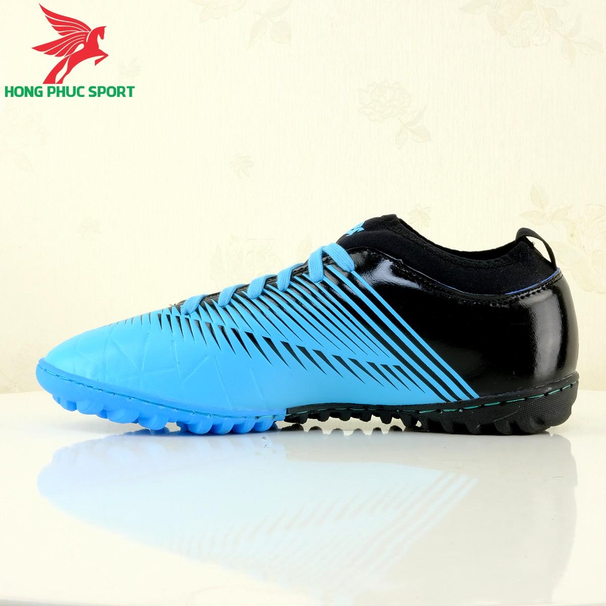 Má trong giày đá bóng Hồng Phúc Sport 20.3 tf màu xanh dương/đen