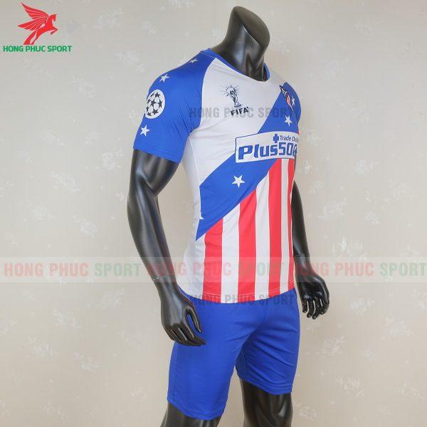 Áo bóng đá Atletico Madrid 2020 2021 phiên bản fan 1.